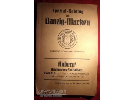 Spezial Katalog der Danzig Marken 1929