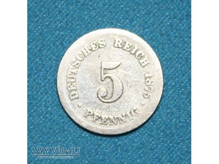 5 Pfennigów