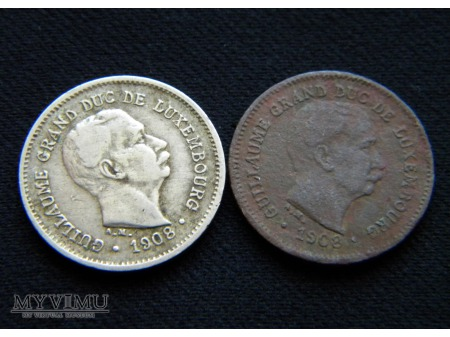 5 centimes 1908