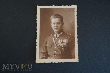 Kawaler Virtuti Militari - Portret Oficera II RP