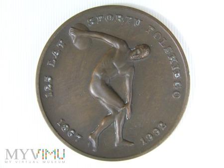 125 LAT SPORTU POLSKIEGO 1867-1992