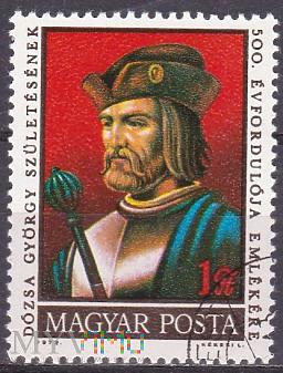 György Dózsa (1474-1514) Peasant Leader