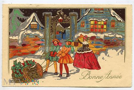 Szczęśliwego Nowego Roku 1932
