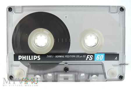 PHILIPS FS 60 kaseta magnetofonowa