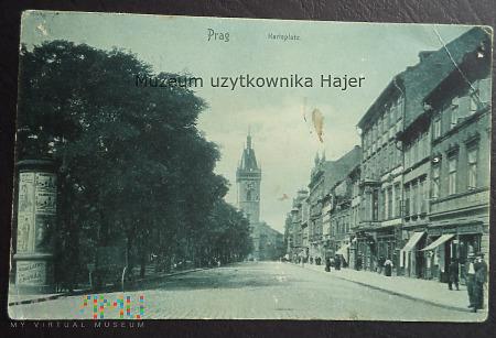 Czechosłowacja - Prag Karlsplatz
