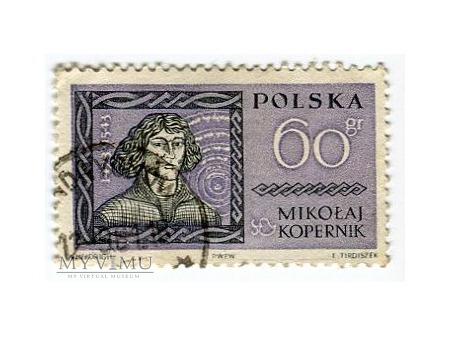 1961 Mikołaj Kopernik Wielcy Polacy w PRL