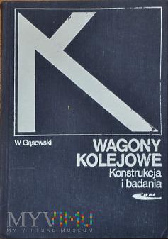 1988 - Wagony kolejowe - Konstrukcja i badania