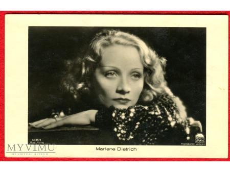 Marlene Dietrich Verlag ROSS 6315/1
