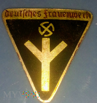 Odznaka Deutfches frauenmerh
