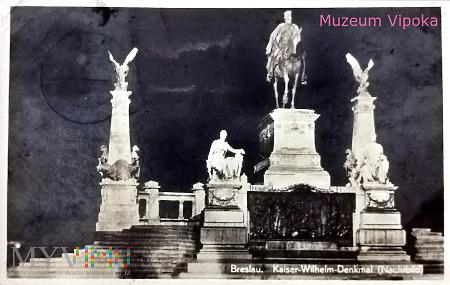 Duże zdjęcie Wrocław (Breslau) - Wilhelm I (1942)