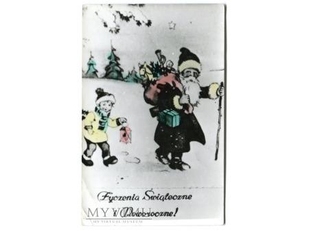 Święty Mikołaj czy Dziadek Mróz ? Święta w PRL