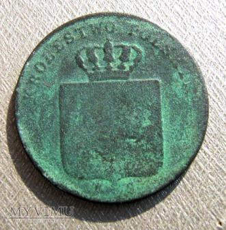 3 grosze polskie 1831