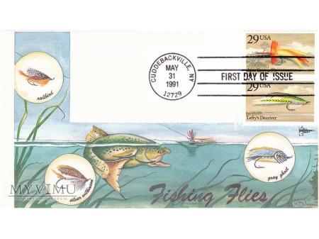 USA 1991 - FDC Gill Craft