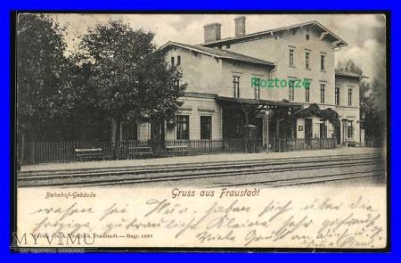 WSCHOWA Fraustadt