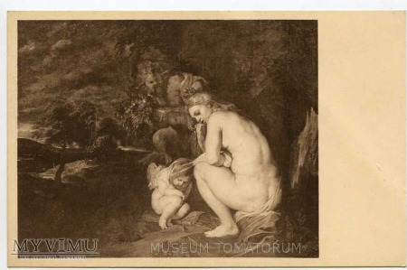 Rubens - Venus frigida