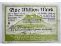 Pieniądz Zastępczy 1 000 000 Marek