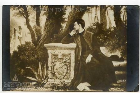 Monk zakonnik - wspomnienia marzenia