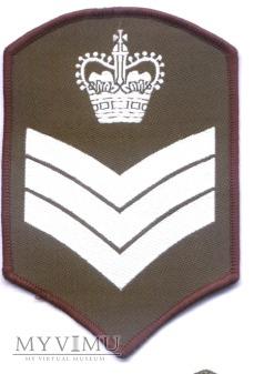 STAFF SERGEANT - FIJI