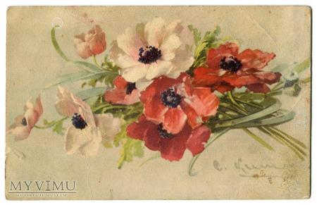Catharina C. Klein kwiaty bukiet Flowers