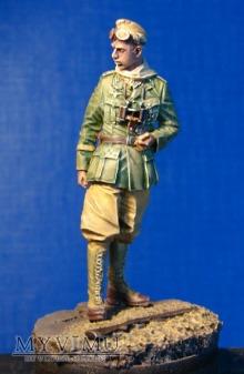 Deutsches Afrika Korps - Officer, skala 1/32