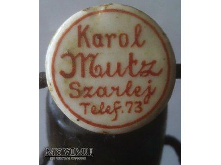 Fabryka Wódek i Likierów Mutz-butelka