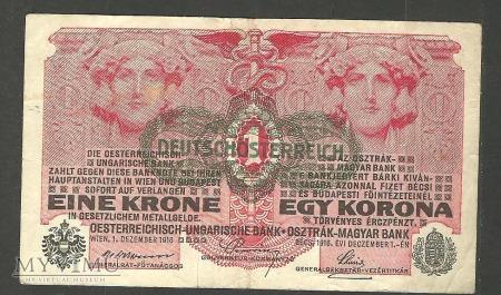 Deutsch-Österreich Krone