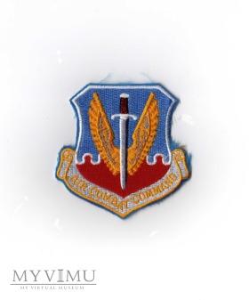 Duże zdjęcie Air Combat Command - Dowództwo Polowe USAF