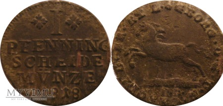 1 pfenning 1812