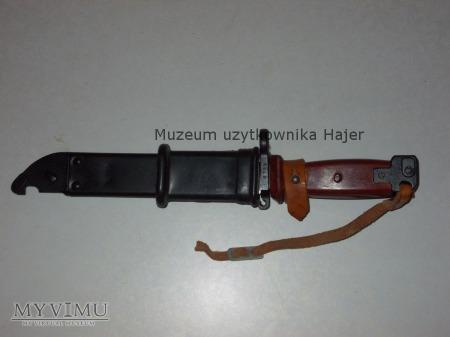 6H4 Bagnet do Kałasznikowa AKMS