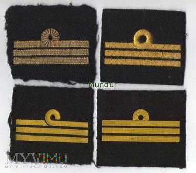 Dystynkcje MW - porucznik