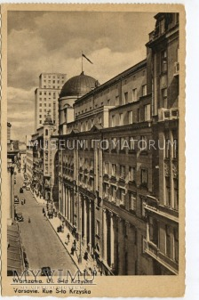 W-wa - ul. Świętokrzyska - 1938