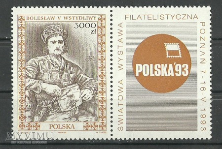 Bolesław V Wstydliwy.