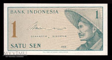 Indonezja, 1 SEN 1964r