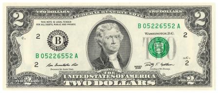 Stany Zjednoczone - 2 dolary (2009)