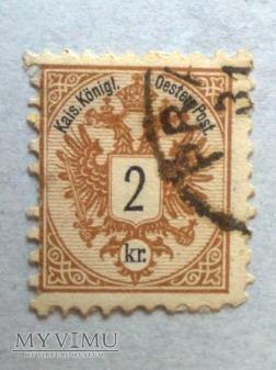 Austria 2 Krajcar austro-węgierski