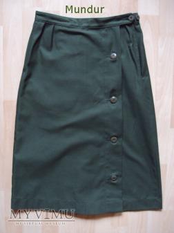 Szwecja: mundur polowy m/70 spódnica