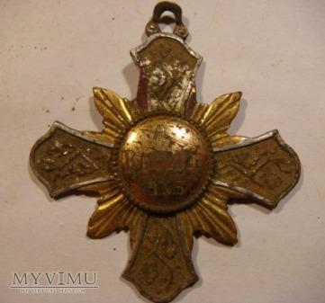 Duże zdjęcie Krzyż niemiecki A Ritter 1935