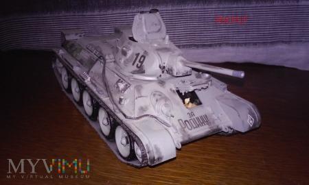 Duże zdjęcie T-34