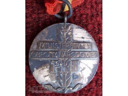 Duże zdjęcie Medal Za Udział w Walkach o Berlin