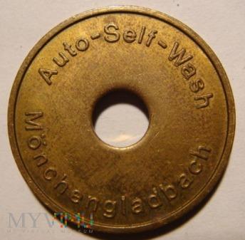Żeton Auto-Self-Wash Mönchengladbach