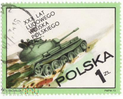 XXX LAT LUDOWEGO WOJSKA POLSKIEGO - 1973 r