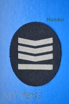 Oznaka stopnia - Hauptmeister West Berlin Polizei