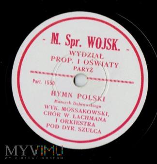 Hymn Polski - Mossakowski