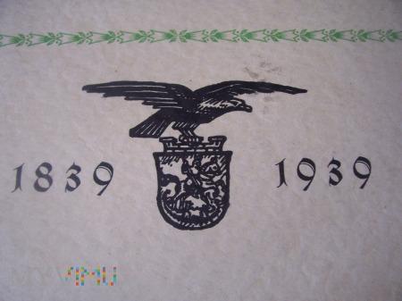 MILITSCHER KREIS UND STADTBLATT 1939