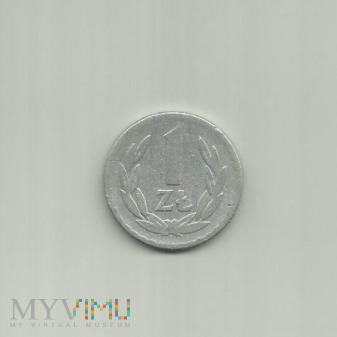 1 złoty, 1949