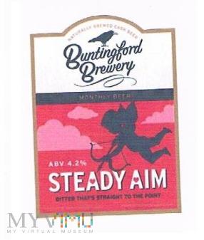 steady aim