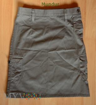 Spódnica harcerska ZHP z kieszeniami