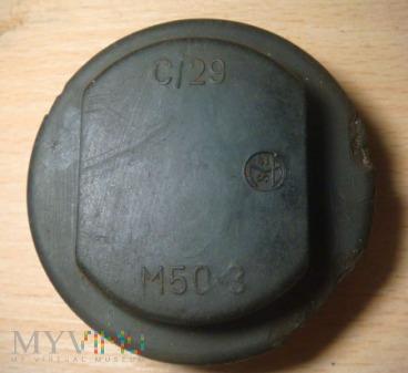 Bakelitowa zaślepka do pocisków 10,5cm - 43