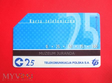 Karta magnetyczna 767