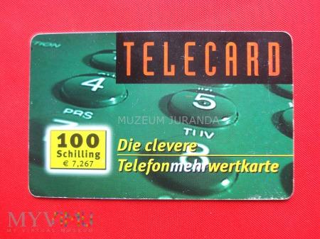 Duże zdjęcie Karta z Austrii (2)
